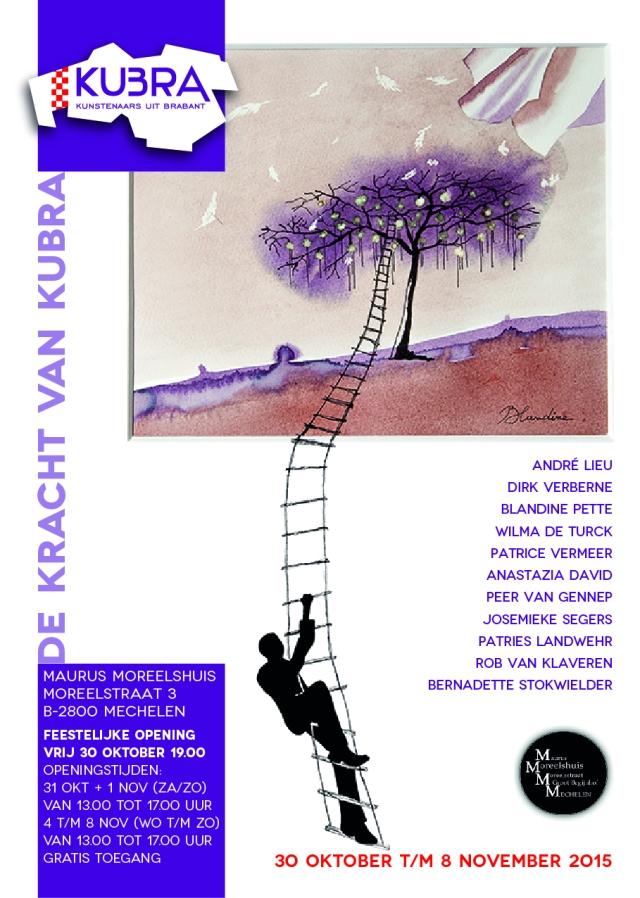 Poster De Kracht van Kubra