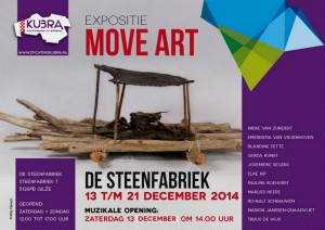 poster Move Art new